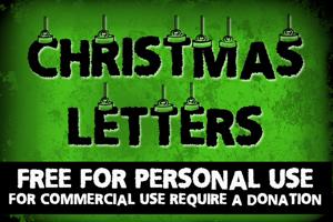 CF Chritsmas Letters
