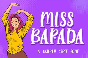 Miss Barada