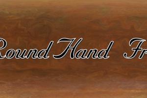 RoundHand Free