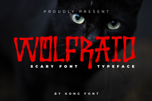 Wolfraid