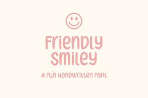 Friendly Smiley