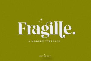 Fragille Fragille