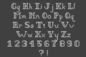 Gothic Pixel