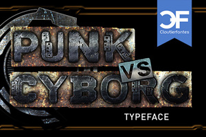CF Punk vs Cyborg