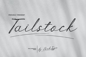 Tailstock