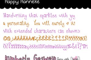 Happy Hanneke