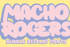 Macho Rogers