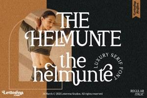 THE HELMUNTE