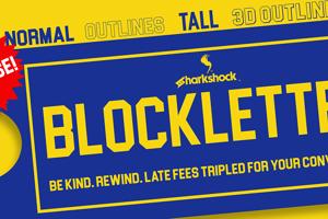 Blockletter