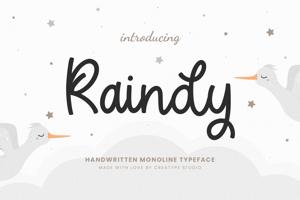 Raindy Regular