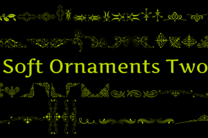 Soft Ornaments Two