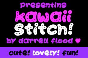 Kawaii Stitch