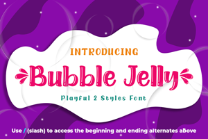 Bubble Jelly