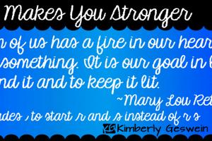 KG Makes You Stronger