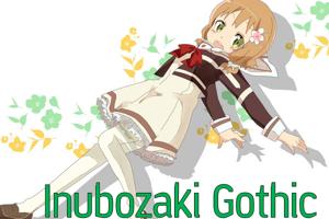 Inubozaki Gothic
