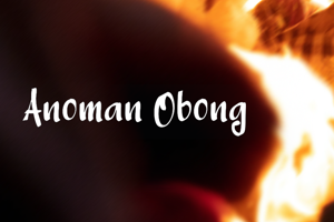 a Anoman Obong