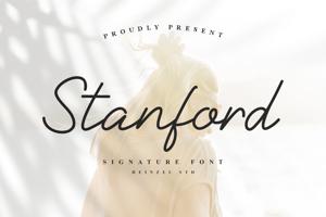 Stanford Signature