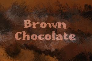 b Brown Chocolate