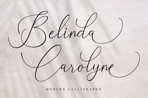 Belinda Carolyne