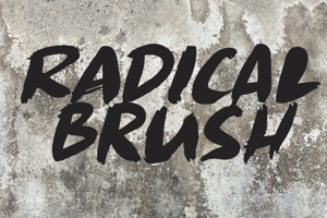 Radical Brush