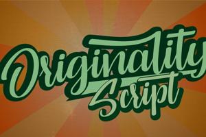 Originality Script