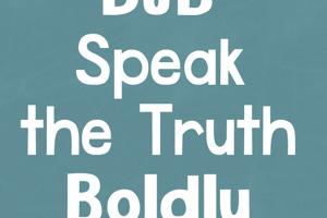 DJB Speak the Truth