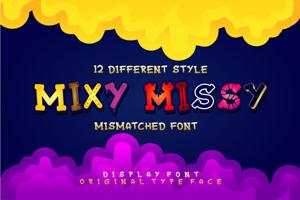 Mixy Missy