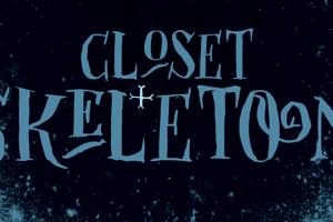 DK Closet Skeleton