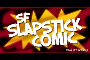 SF Slapstick Comic