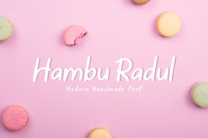 Hambu Radul
