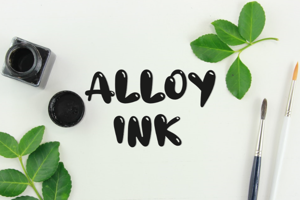 a Alloy Ink
