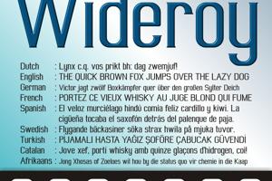 Wideroy