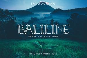 Baline Fill