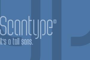 Scantype