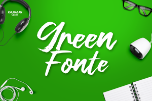 Green Fonte