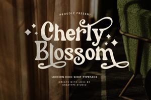 Cherly Blossom