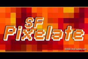 SF Pixelate