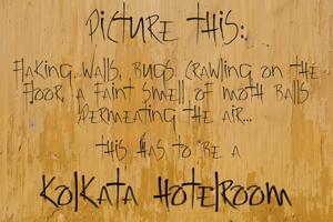 Kolkata Hotelroom