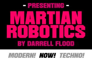 Martian Robotics