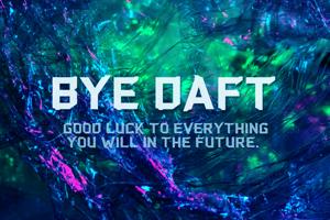b Bye Daft