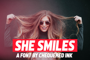 She Smiles