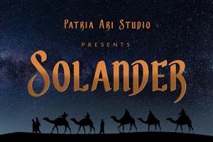 Solander