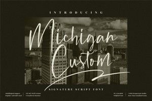 Michigan Custom
