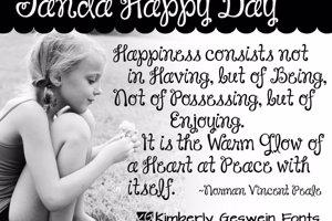 Janda Happy Day