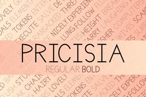 Pricisia