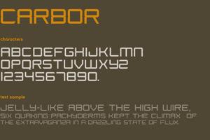 Carbor