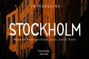 Stockhlom -