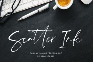 Scatter Ink