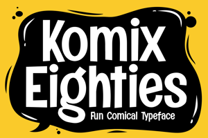 Komix Eighties