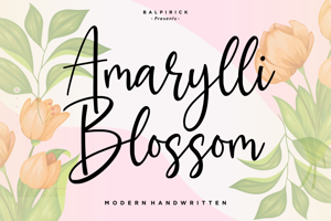 Amarylli Blossom